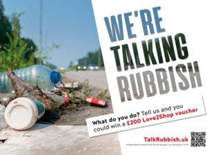 Talking Rubbish