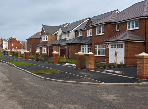 local plan new houses