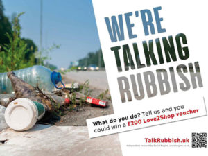Talking Rubbish