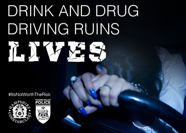 Drink and Drugs Driving Ruins Lives
